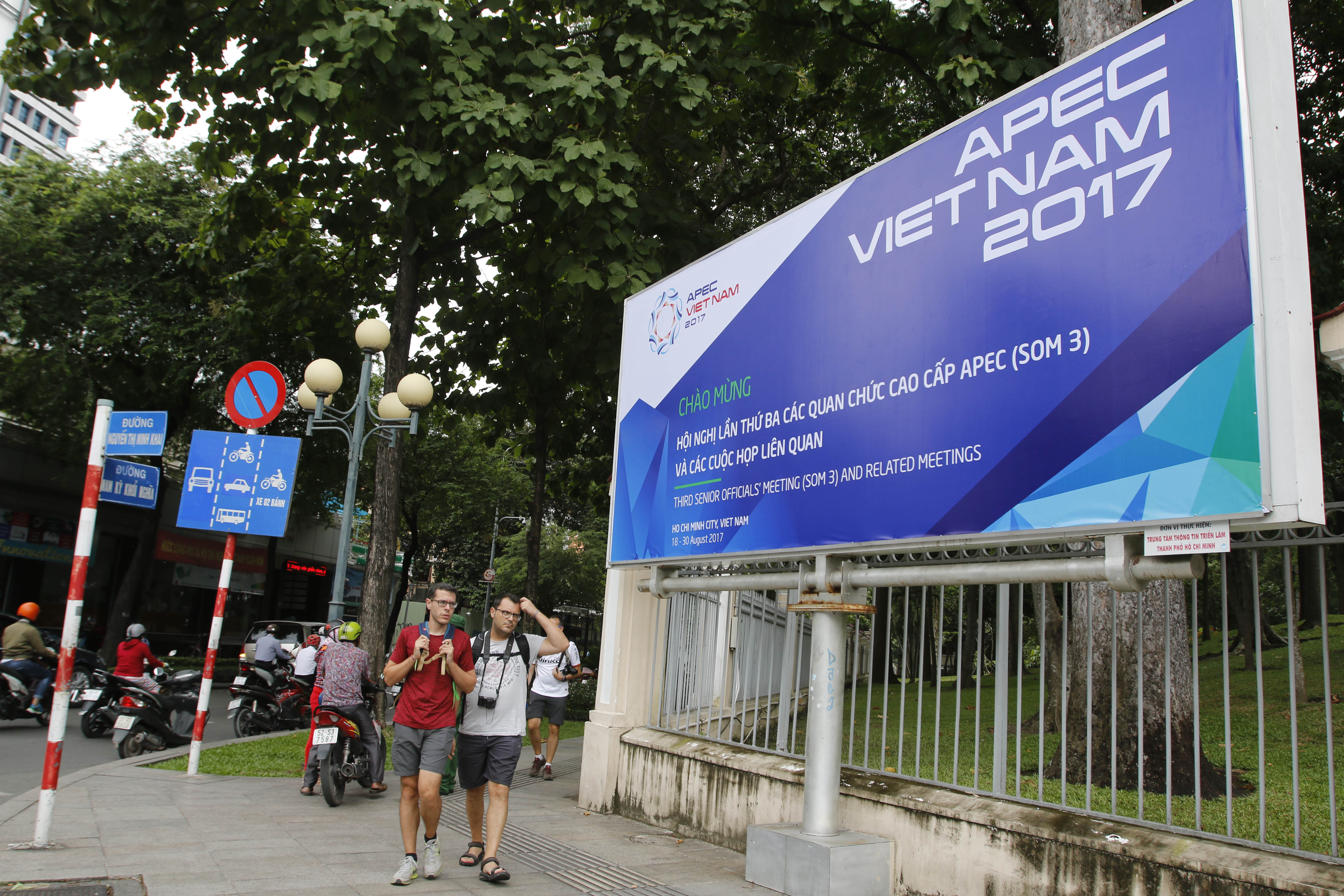Third senior officials' meeting and Related Meetings begin in Ho Chi Minh city