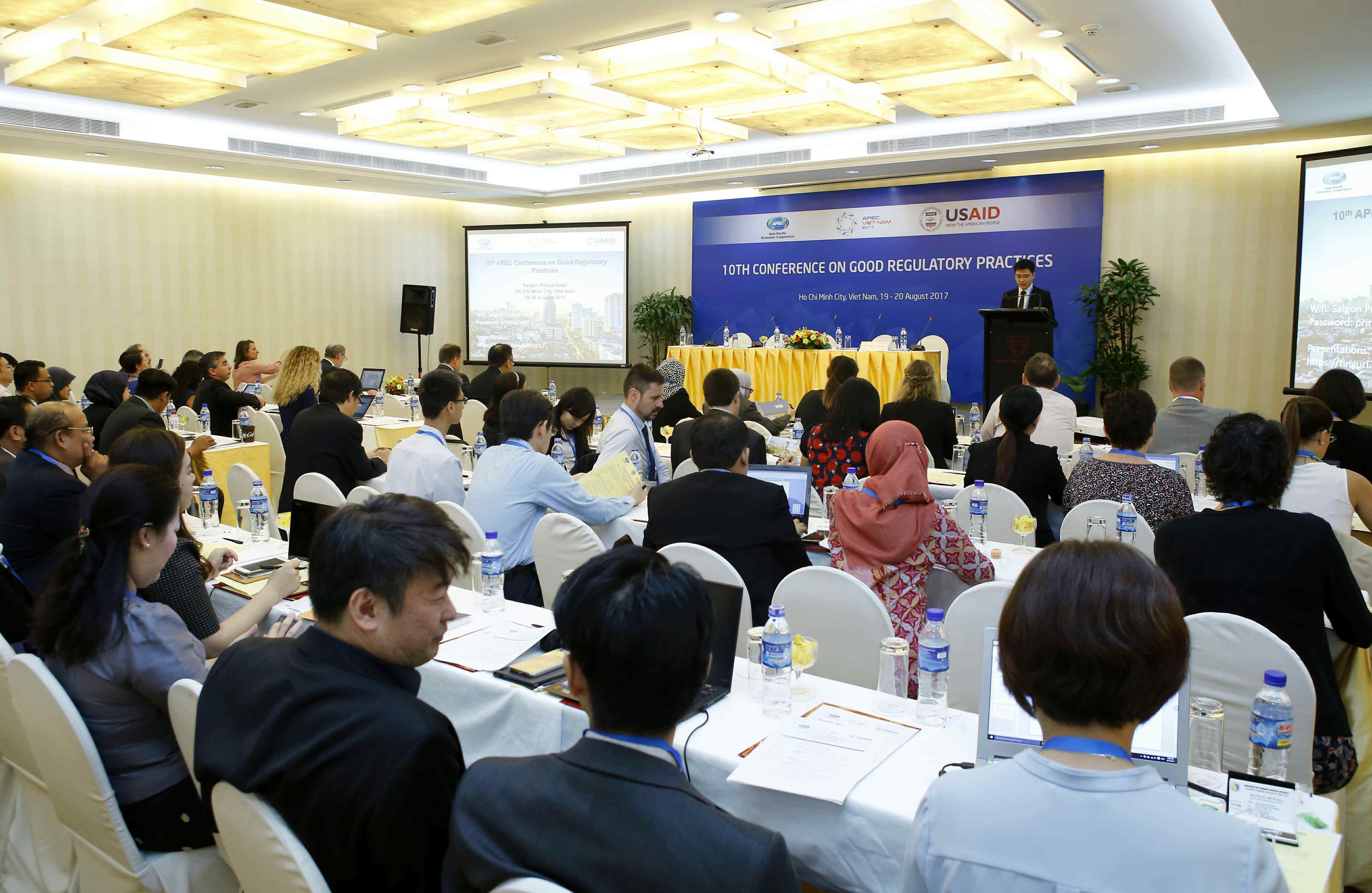 APEC officials continue to discuss on combating corruption and wildlife trafficking