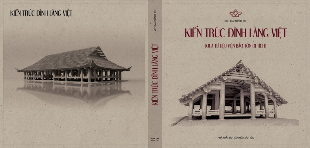 Book on Vietnamese communal house architecture