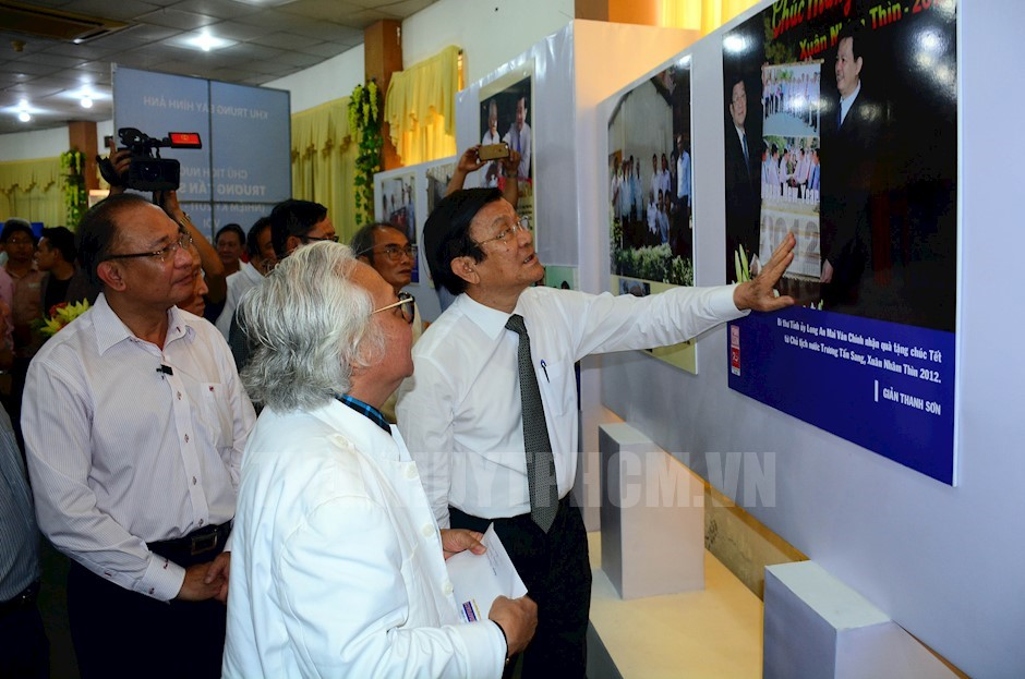 Exhibition on Vietnam's status in the world opens in Long An