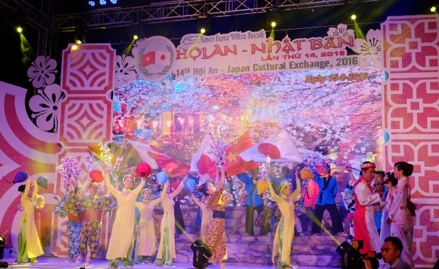 15th Hoi An - Japan cultural exchange to open in Quang Nam