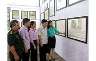 Exhibition on Hoang Sa and Truong Sa in Nam Dinh province