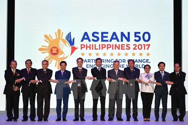 Vietnam attends 50th ASEAN Foreign Ministers' Meeting