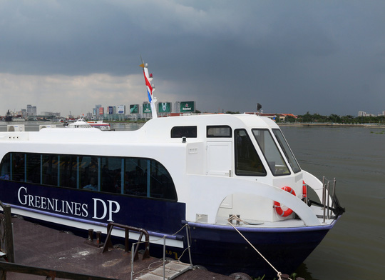 First river bus route to be launched on August 21st