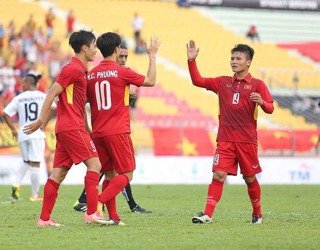 29th SEA Games: U22 Vietnam beat Timor-Leste 4-0