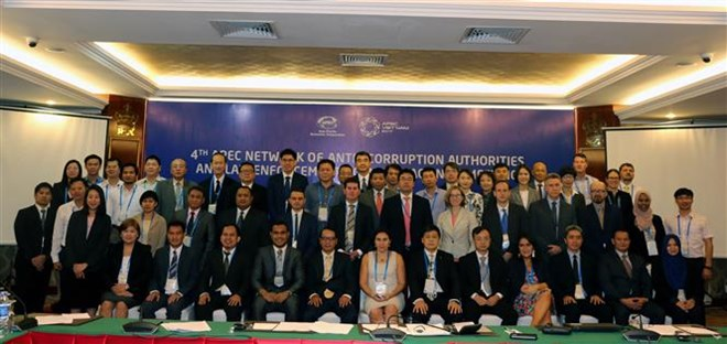 APEC officials continue discussing major issues