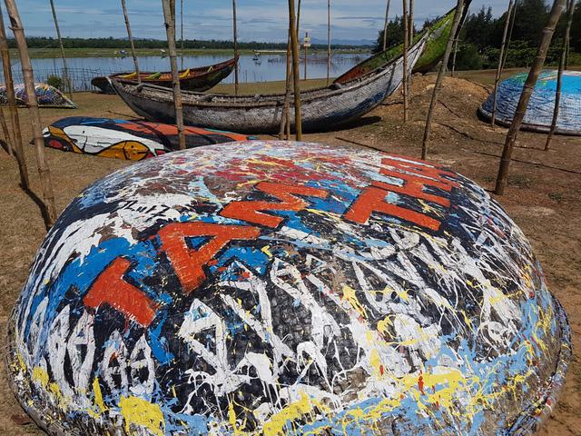 Tam Thanh community art village wins Asian prize