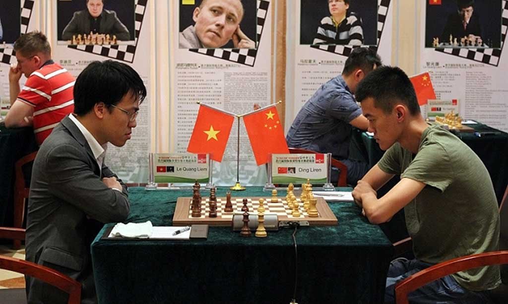 Le Quang Liem advances to 23rd in world ranking