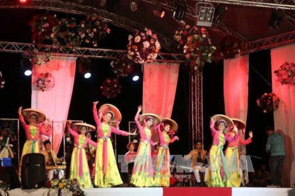 Vietnamese folklore impresses in Romania