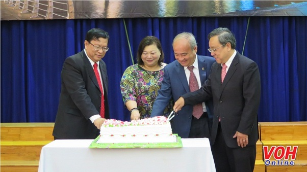 Singapore's National Day marked in Ho Chi Minh City