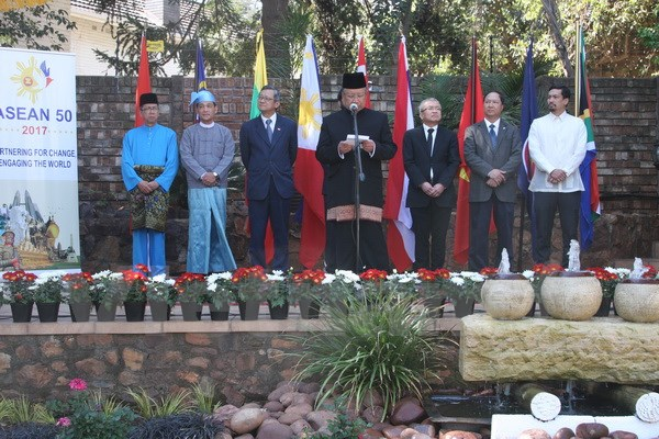 50th founding anniversary of ASEAN marked in South Africa