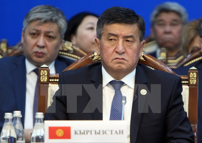Kyrgyz PM resigns to run in Presidential election