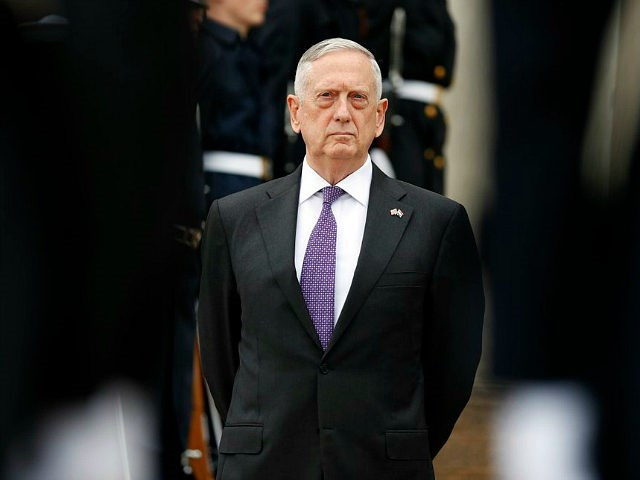 US Defence Secretary James Mattis visits Ukraine