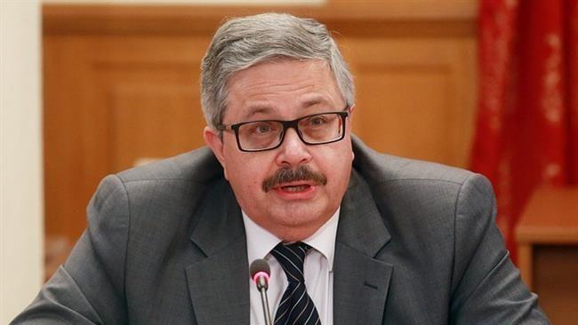 Alexei Yerkhove appointed new Russian Ambassador to Turkey