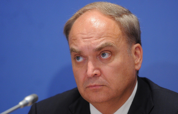Anatoly Antonov appointed as Russia