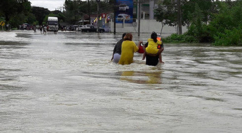 Floods in Thailand leave 23 dead