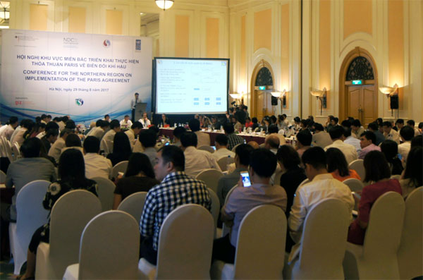 Turning global climate agreement into Action in Vietnam's localities