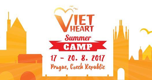 Vietnamese youth in Czech Republic ready for Vietheart Summer Camp 2017