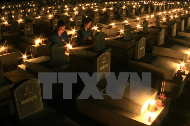 Vietnamese community in Germany marks War Invalids