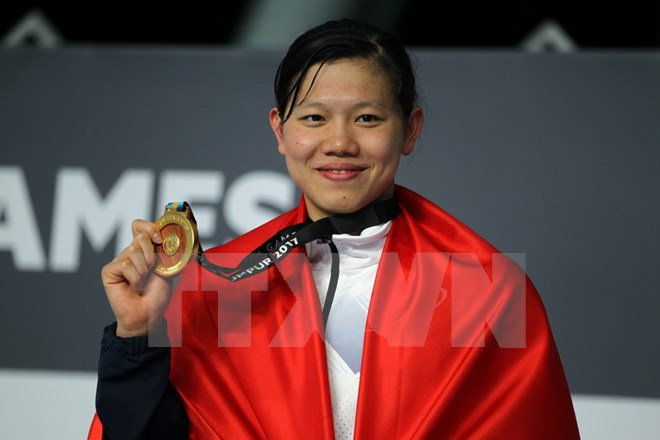 SEA Games 29: Vietnam touches gold medals target