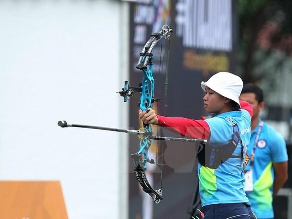 SEA Games 29: Vietnam's archery pockets bronze medal
