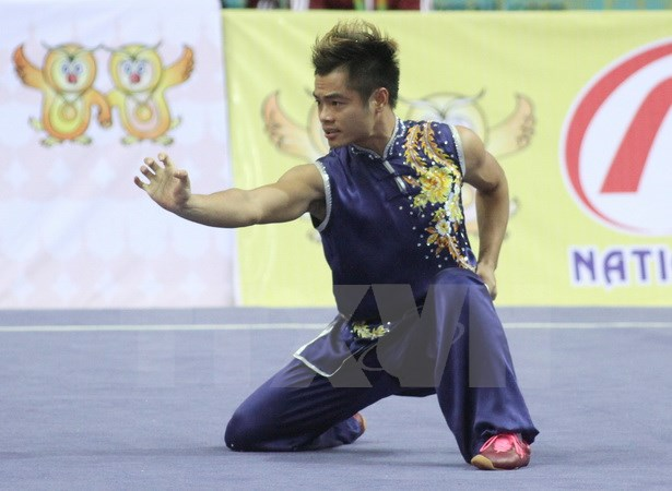 SEA Games 2017: Vietnam wins two silver medals in Wushu