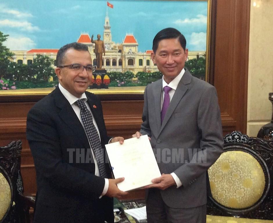 Ho Chi Minh city, Morocco increase cooperation