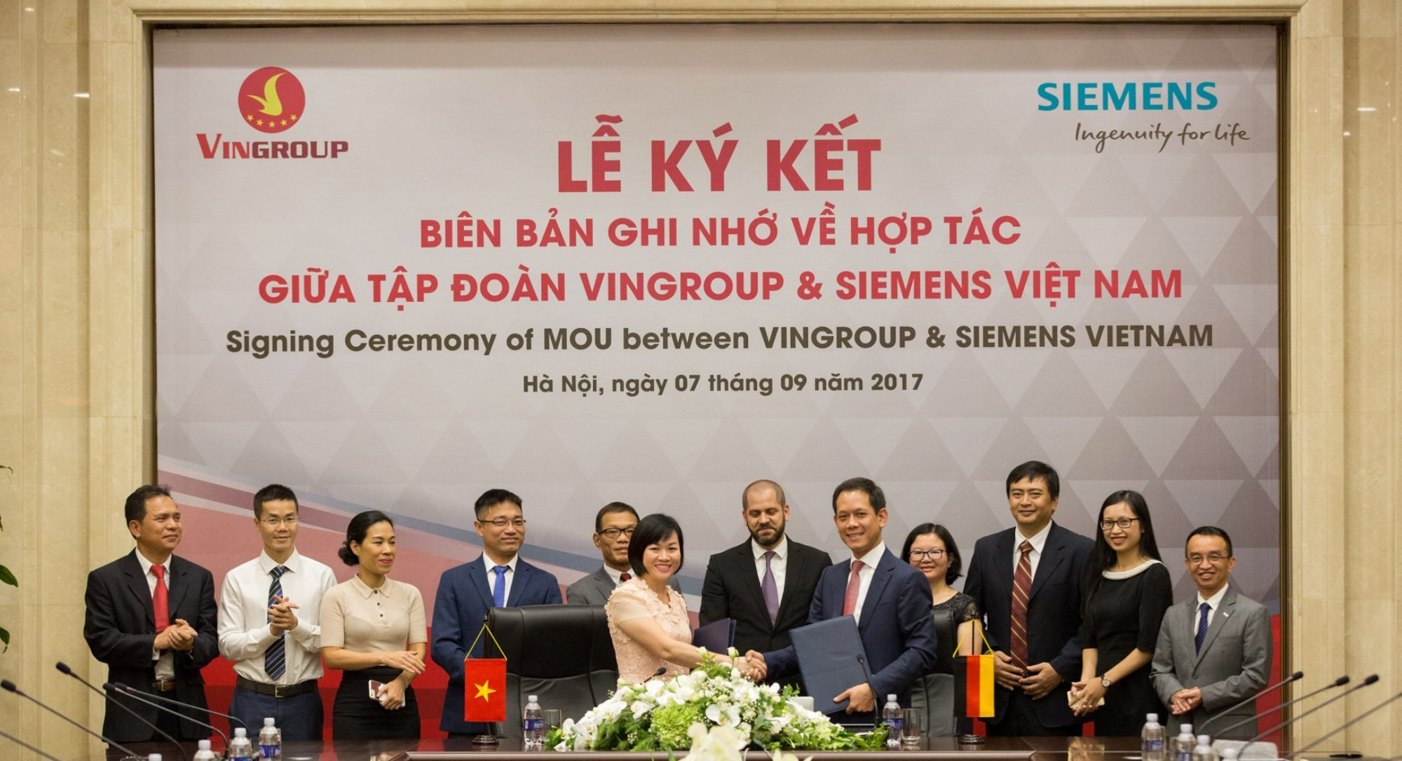 Developing sustainable infrastructure and industries in Vietnam