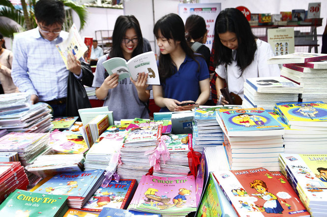 Hanoi Book Fair 2017 to take place in September