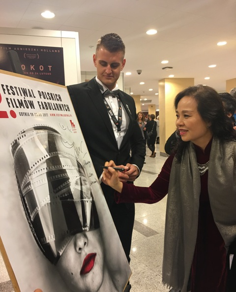 Vietnamese films screened in Poland
