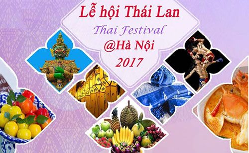 9th Thai festival to take in Hanoi