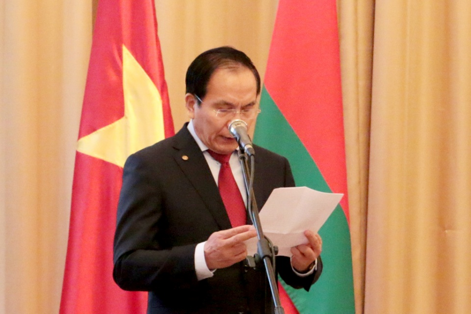 72nd anniversary of Vietnam's National Day marked in Belarus