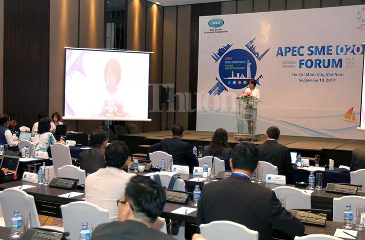 APEC O2O Forum fosters digital competitiveness for new enterprises