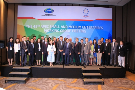 Enhancing cooperation and development for APEC SMEs