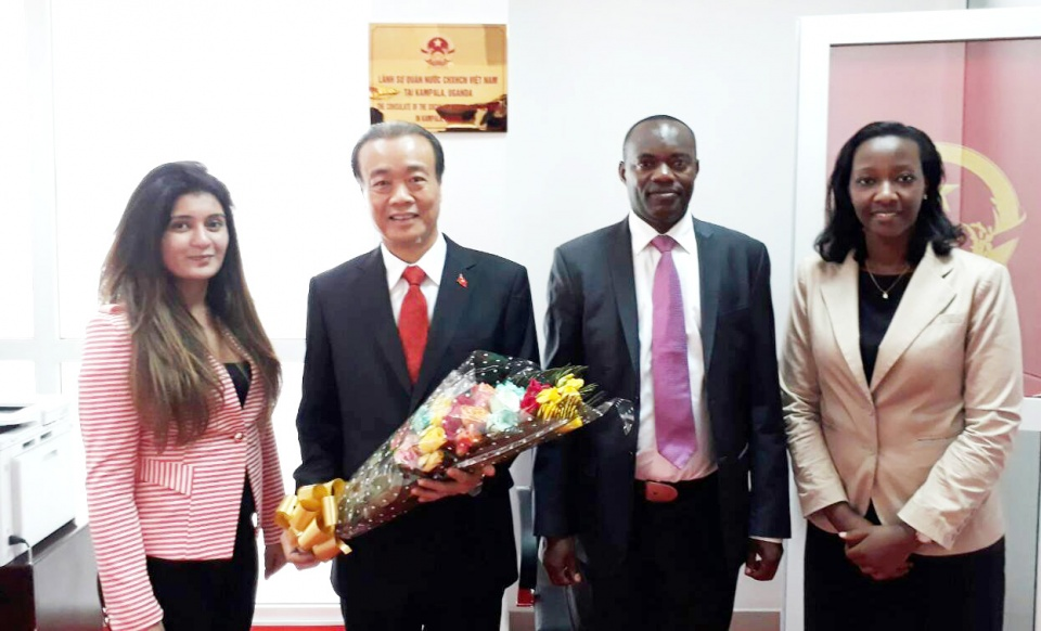 Vietnam's Honorary Consulate opens in Uganda
