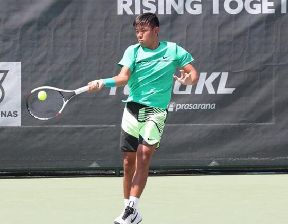 Tennis: Ly Hoang Nam ranks 462nd in ATP ranking