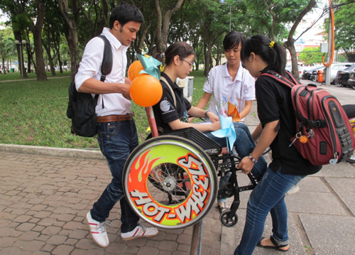 Hanoi builds accessibility information website for disabled people