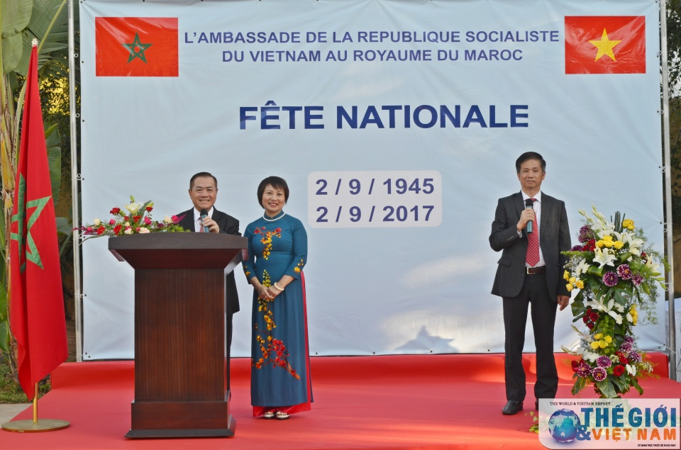 Vietnam National Day marked in Morocco