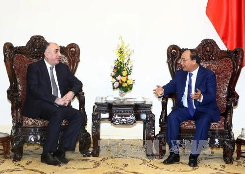PM: Vietnam treasures traditional relations with Azerbaijan