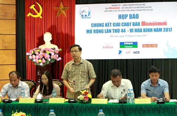 Around 1,700 to race in Hanoi this Sunday