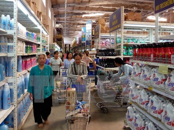 HCM city's CPI rises 0.9 percent in September