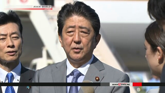 Japanese PM to call snap general election