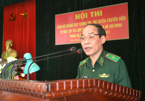 Improving quality of political education on President Ho Chi Minh's style