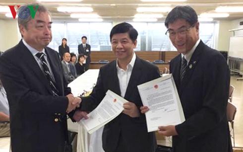Vietnamese Ambassador to Japan appreciates medical treatment of trainees