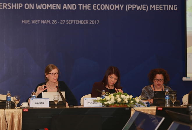 APEC Policy Partnership on Women and the Economy Meeting closes