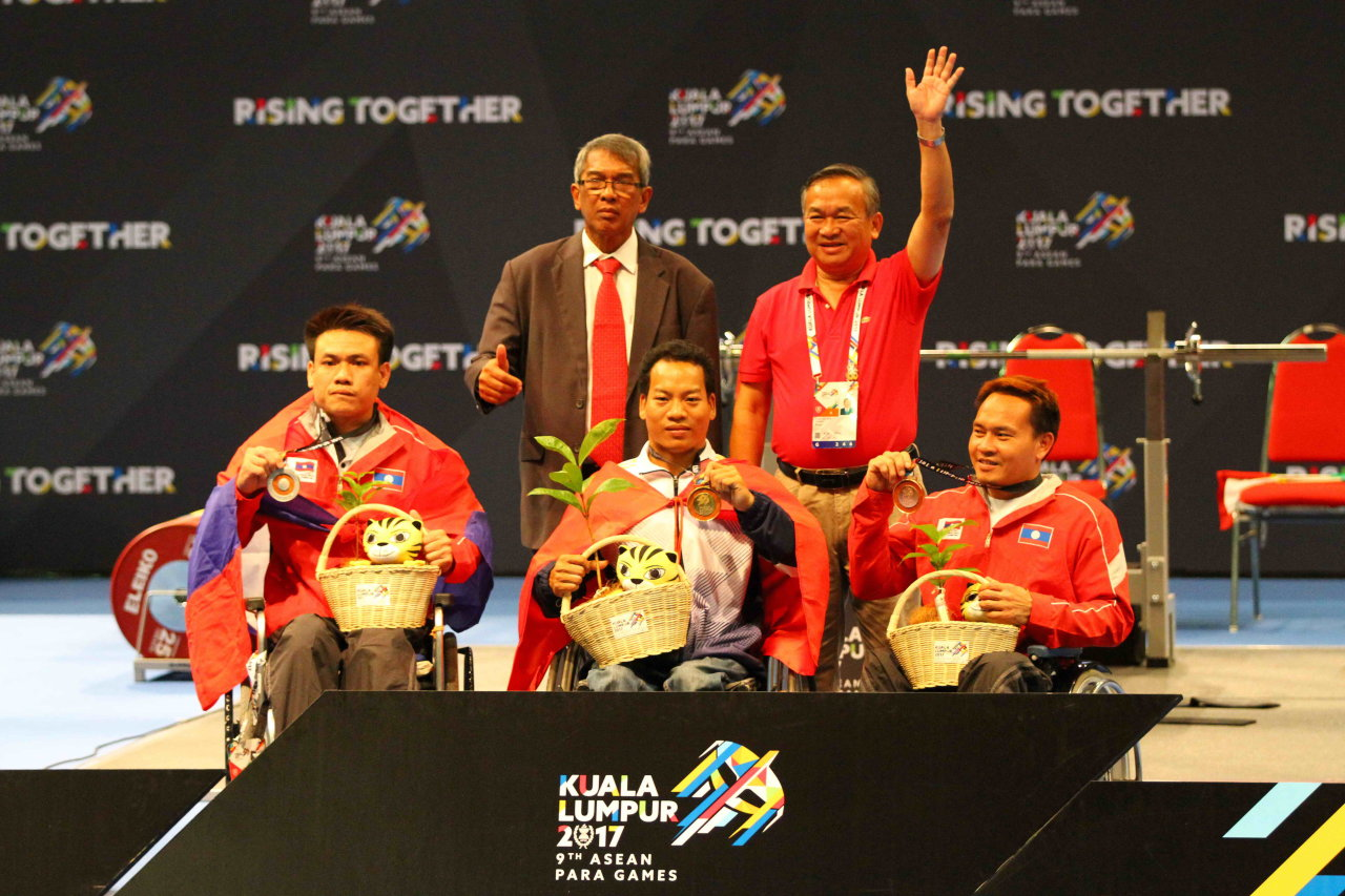 "Le Van Cong, Nguyen Binh An ""deeply broke"" ASEAN Para Games"