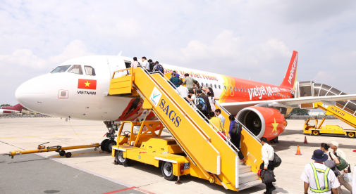 Vietjet Air sells tickets on Ho Chi Minh city - Phnom Penh route