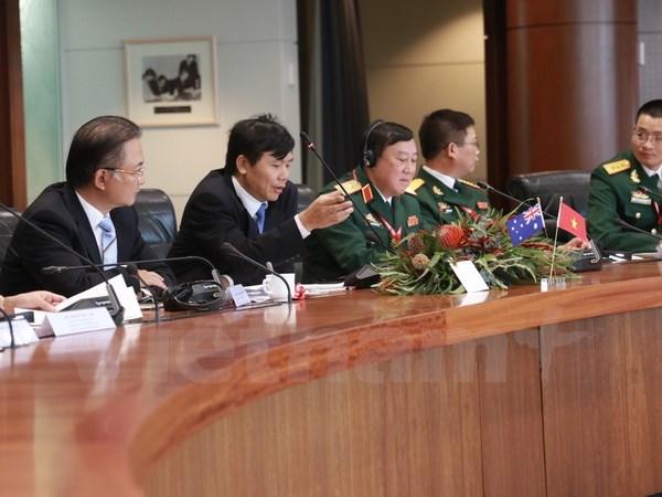 Vietnam, Australia hold foreign affairs, defence strategic dialogue