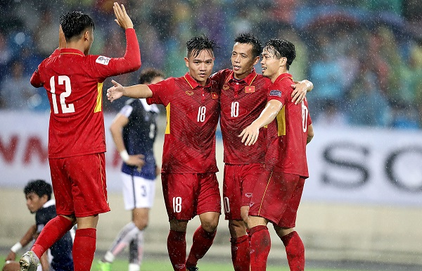 October's FIFA ranking: Vietnam jumps nine places