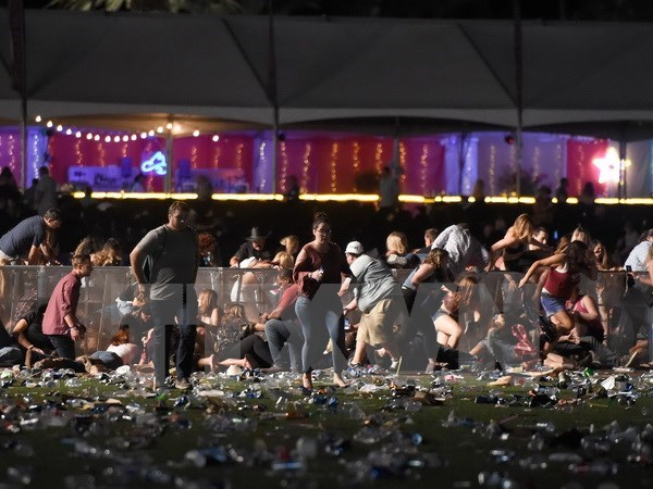 Vietnam sends condolences to US over tragic Las Vegas gun attack